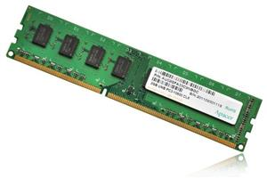 Apacer UNB-PC3-12800-CL11-2GB-DDR3-1600MHz-U-DIMM-RAM